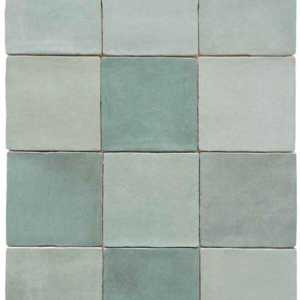 ARTISAN VERDE BRILLO Wall Tile 130x130mm