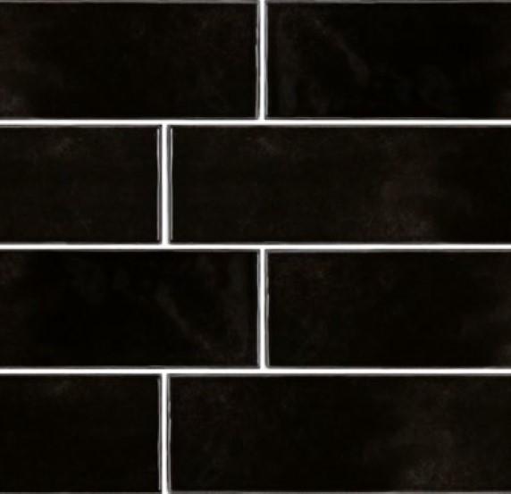 CASABLANCA BLACK GLOSS 58x242mm