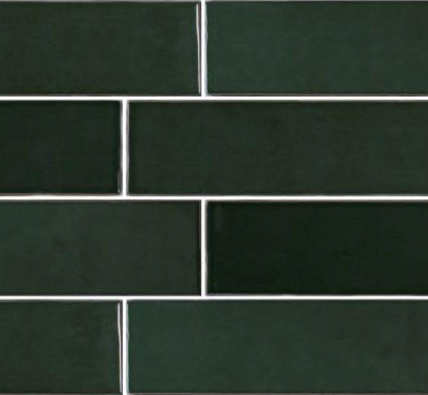 CASABLANCA BOTTLE GREEN GLOSS 58x242mm