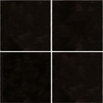 CASABLANCA BLACK GLOSS 120x120mm