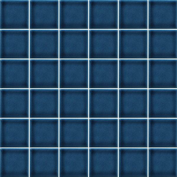 GLOSS LAGOON BLUE MOSAIC 47X47mm
