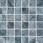 HIDEAWAY ALPINE CORAL BLUE MOSAIC 47X47mm