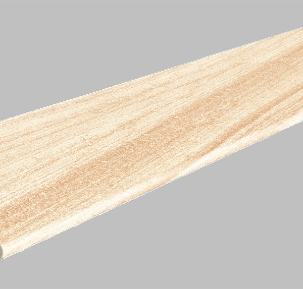 NEPEAN SANDSTONE EXTERNAL BULLNOSE COPING 300X1200X20mm