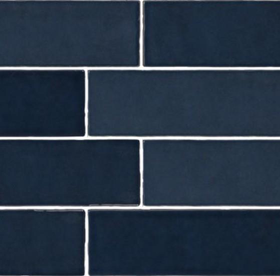 CASABLANCA NAVY BLUE GLOSS 58X242mm