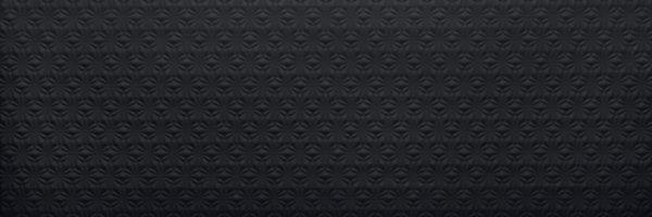 SPIRIT FLOWER BLACK MATT 300x900