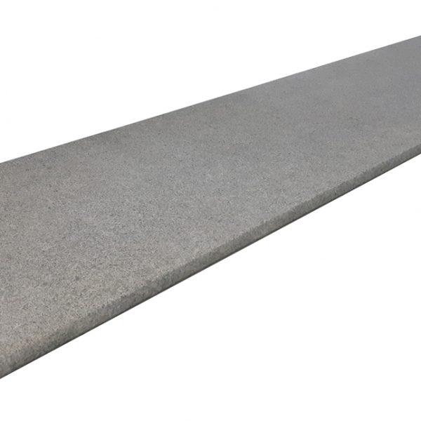 PARLA GREY EXTERNAL BULLNOSE COPING 300X1200X20mm