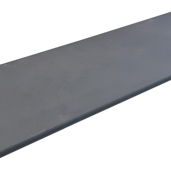 BLUESTONE CHARCOAL EXTERNAL BULLNOSE COPING 300X1200X20mm