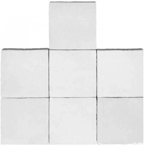 ARTISAN SNOW BRILLO Wall Tile 130x130mm