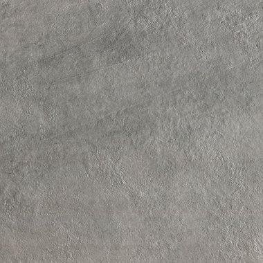 DESIGN CONCRETE DARK GREY LAPPATO TILE 600x600mm