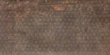 EVOQUE METAL BROWN DECOR TILE 600X1200
