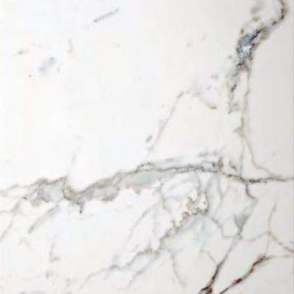 IN CALACATTA SATIN TILE 600x600mm