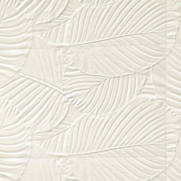 GENESIS PALM WHITE MATT TILE 450x1200mm