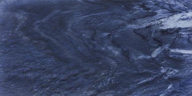 MAXIMUS MEGA SLAB BAHIA WAVE BLUE POLISHED TILE SLAB 1200X2400mm