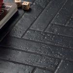 ANTIQUE BLACK MATT TILE 45x230mm