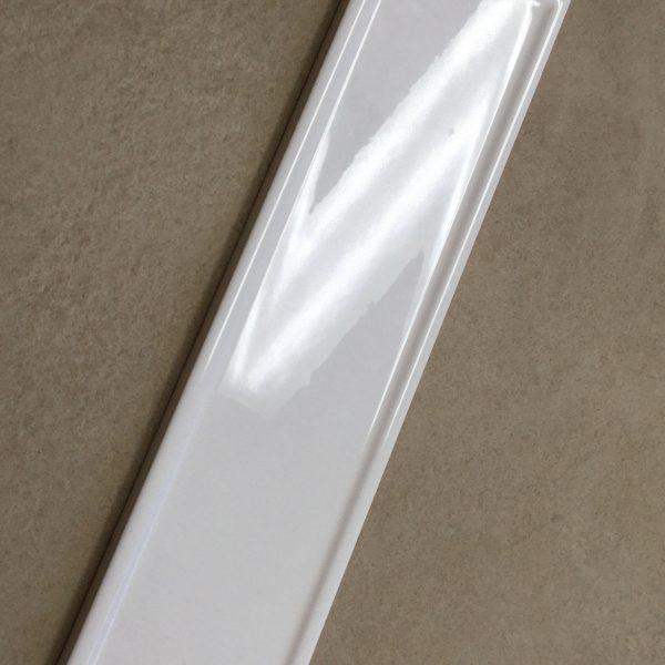 BELLAVISTA SILHOUETTE WHITE GLOSS TILE 100X600mm