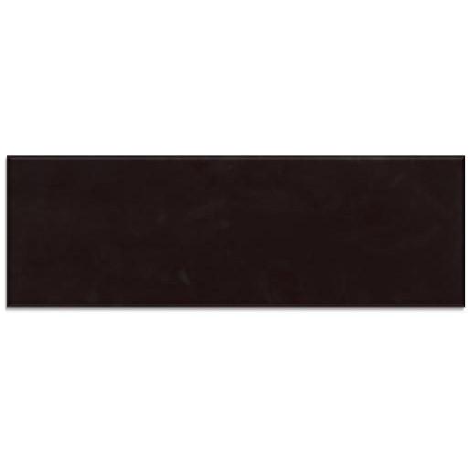 GLOSS BLACK TILE 100X300mm