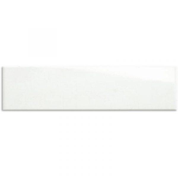 GLOSS WHITE WALL TILE 100X400mm