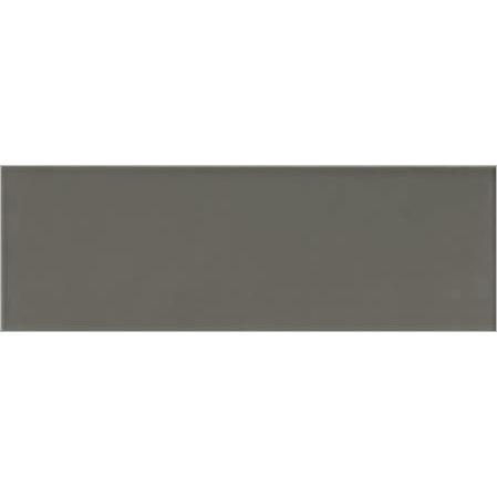 LONG CHARCOAL GLOSS WALL TILE 200X600mm