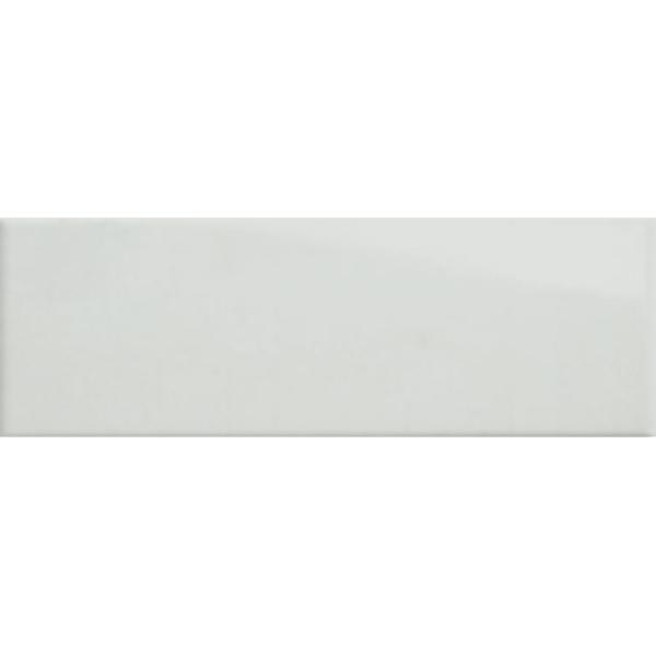LONG GREY GLOSS WALL TILE 200X600mm
