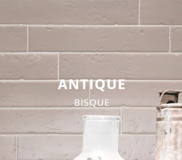 ANTIQUE BISQUE MATT TILE 45x230mm