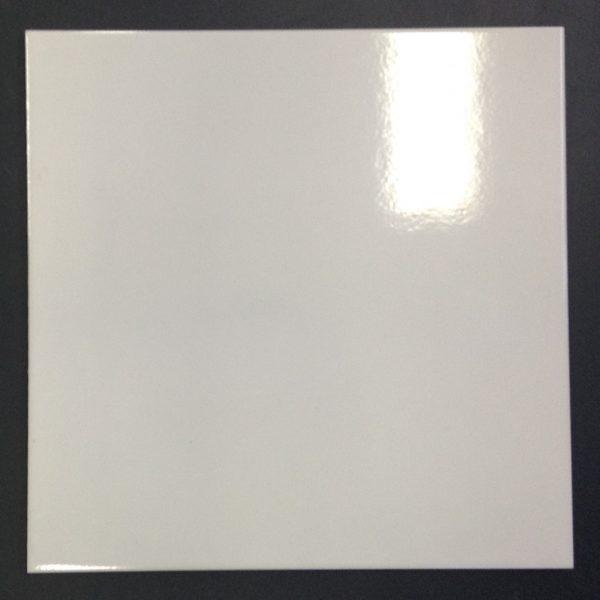 KIMGRES WHITE GLOSS FLOOR TILE 500×500mm