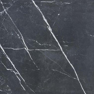 CERIUS BLACK POLISHED TILE 595x595mm