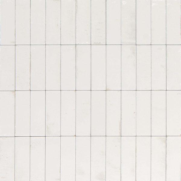 GLEEZE BIANCO WHITE GLOSS TILE 100X100mm
