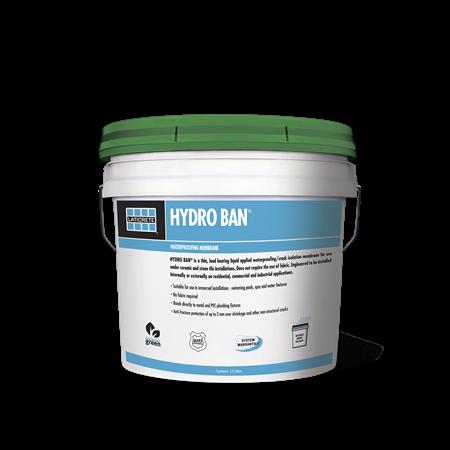 LATICRETE HYDRO BAN15L WATERPOOFING