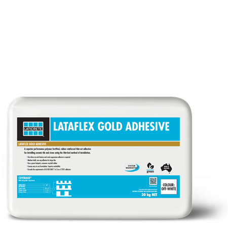 LATICRETE LATAFLEX GOLD 20kg ADHESIVE