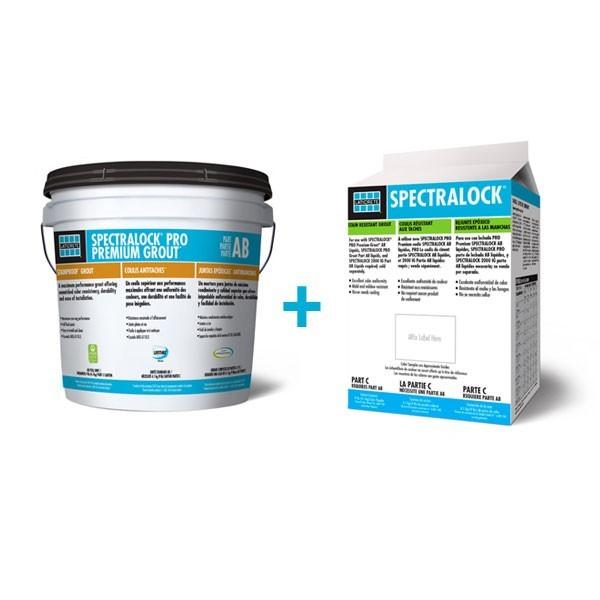 SPECTRALOCK®PRO Premium Grout Full Kit 4kg
